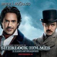 《大侦探福尔摩斯3》海报