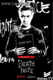 《死亡笔记美版》海报