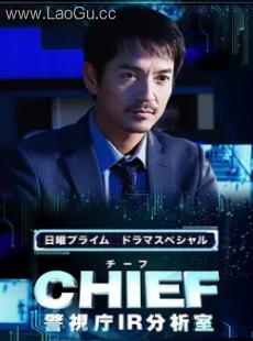 《CHIEF~警视厅IR分析室SP》海报
