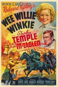 《威莉.温基》海报
