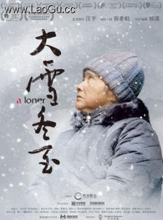 《大雪冬至》海报