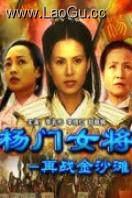 《杨门女将之再战金沙滩》海报
