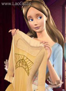 芭比娃娃之真假公主