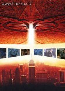 《影史最酷的25个科幻奇观》海报