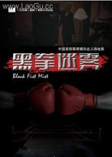 《黑拳迷雾》海报