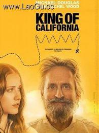 《加州之王》海报