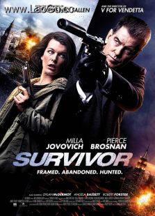 《幸存者(2015)》海报