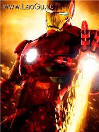 《钢铁侠2》电影海报