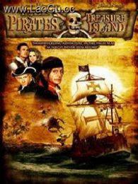 《金银岛海盗》海报