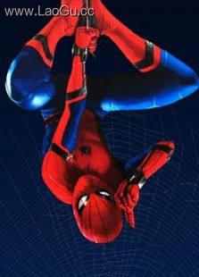 《蜘蛛侠:返校季》海报