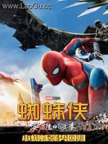 《蜘蛛侠:英雄归来(国语)》海报