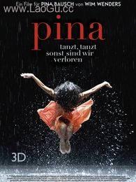 《皮娜》海报
