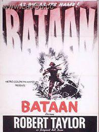 《巴坦战役 丹麦版》海报