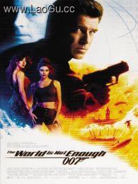《007:黑日危机》海报