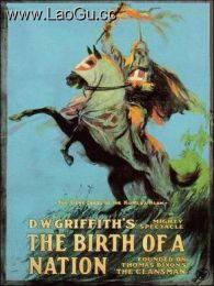 《一个国家的诞生》海报