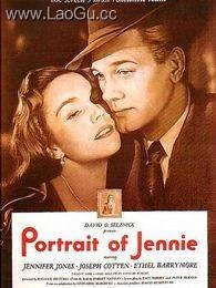 《珍妮的画像》海报