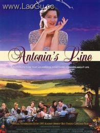 《安东尼娅家族》海报