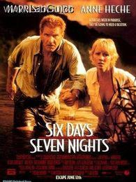《六天七夜》海报