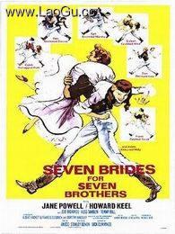 《七对佳偶》海报
