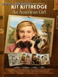 《一个美国女孩的秘史》海报