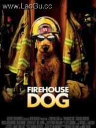 《消防犬》海报