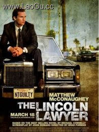 《林肯律师》海报