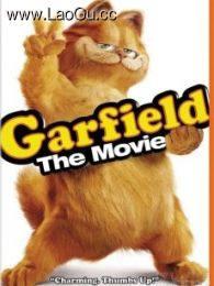 《加菲猫》海报