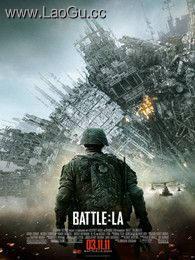 《洛杉矶之战》电影海报