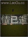 《情已逝 粤语》海报