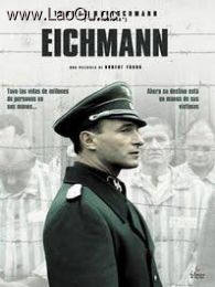 《艾希曼》海报