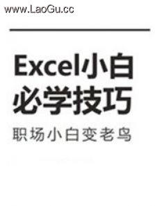 excel小白必学技巧