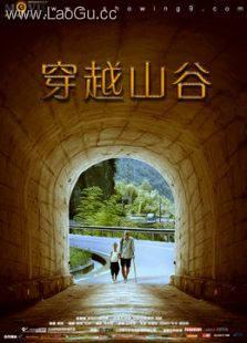 《穿越山谷(微电影)》海报