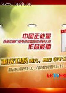 《中国广播电视台微视频展播》海报
